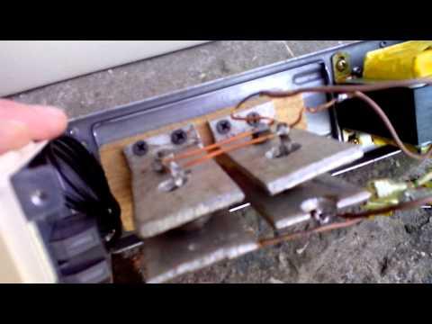 Зарядное устройство для аккумулятора своими руками из телевизора