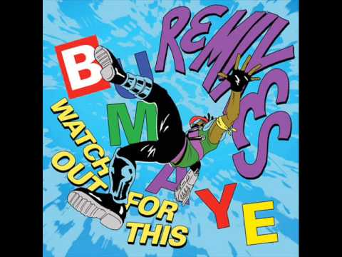 Major Lazer ft. Daddy Yankee - Watch Out For This (Bumaye)