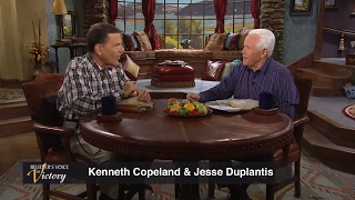 Take On The Responsibility of Receiving | Kenneth Copeland and Jesse Duplantis