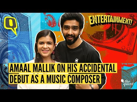 Download Lagu  Amaal Mallik on His Journey From 'Jai Ho' to 'Kabir Singh' | The Quint Mp3 Free