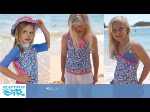 Securing Your Child From Skin Cancer With Platypus Australia Swimwear