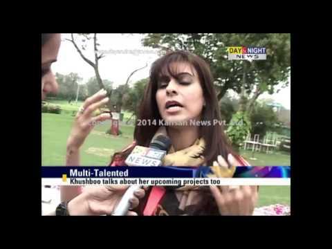 Khusbhoo Grewal Is A Punjabi Film Actress | Interview video