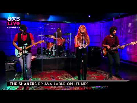 The Shakers Perform The Weight on AXS Live