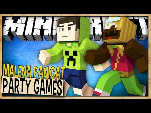 Minecraft: A Malena Virou Panicat ! video