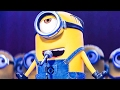 DESPICABLE ME 3 'Minions Singing!' Movie Clip + Trailer (2017)