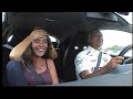 Riccardo Patrese drives wife crazy in Civic Type-R