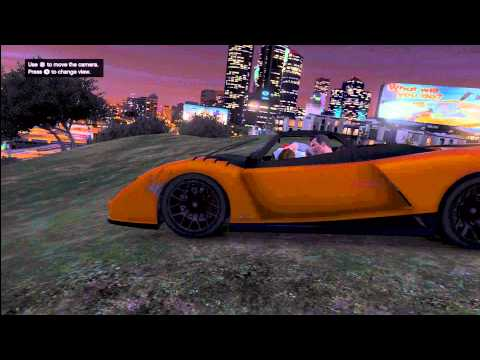 GTA 5: (18+)  GETTING A BLOW JOB IN A  FERRARI F512 GROTTI CHEETAH) BY A SLUTTY WHORE