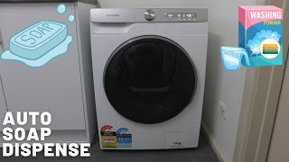 01. How To  Use Auto Dose Soap Samsung Washing Machine Easy 2021