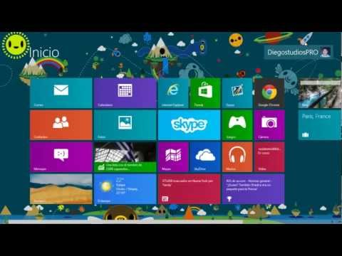 CAMBIAR EXTENSION ARCHIVOS WINDOWS 8