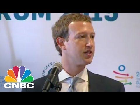Mark Zuckerberg: The power Of The Internet | CNBC