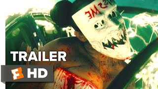 Video clip The Purge: Election Year Official Trailer #2 (2016) - Frank Grillo, Elizabeth Mitchell Movie HD