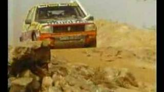 Paris-Dakar 1982