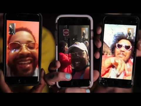 Michael Christmas Bubbling rap music videos 2016