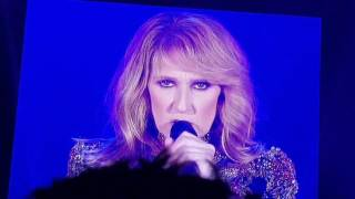 Céline Dion - Refuse To Dance (Live, July 1st 2017, Stade Pierre Mauroy, Lille)