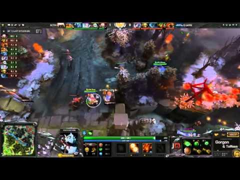 Mineski VS Execration Game 2 - joinDOTA League Asia - Gorgon & Toffees