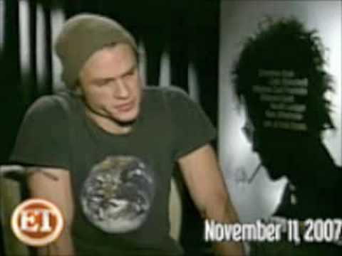 HEATH LEDGER - INT Interview (ET)