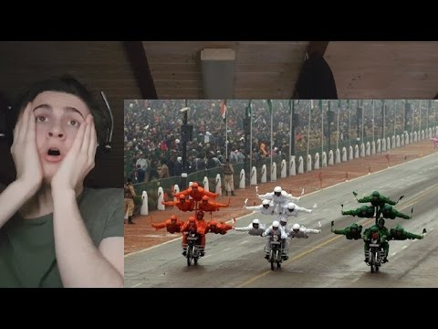 Republic Day Parade 2018 India Army Highlights Reaction 69th