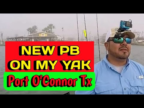 Fishing In Port Oconnor Tx with live Shrimp