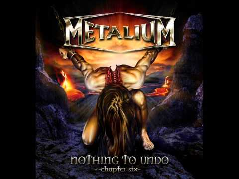 Metalium - Spineless Scum