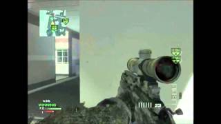 CoD MW3: SnD MSR Collateral on Terminal!
