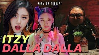 Producer Reacts To Itzy 34 Dalla Dalla 34