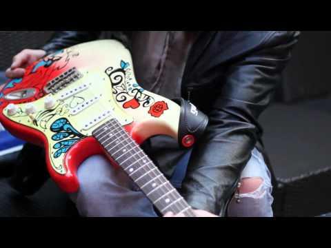 Thomas Blugüber die Hendrix Tour und die neue Gitarre!!