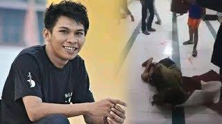 Viral Mahasiswa Tewas Dikeroyok 10 Warga, Marbot Provokasi Lewat Microfon Seolah Korban Maling