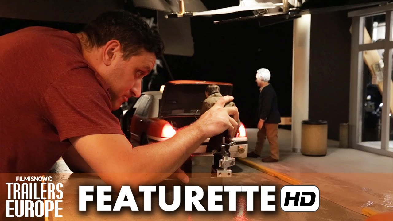 "Anomalisa Featurette ""Crafting Anomalisa"" - Los secretos del stop-motion [HD]"