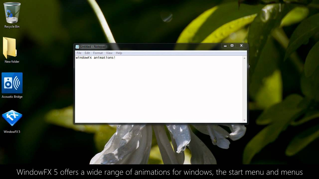 Stardock Windowfx Windowfx Animations Stardock