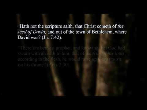 Jesus, Son of Adam? 1/2 - Jesse Morrell