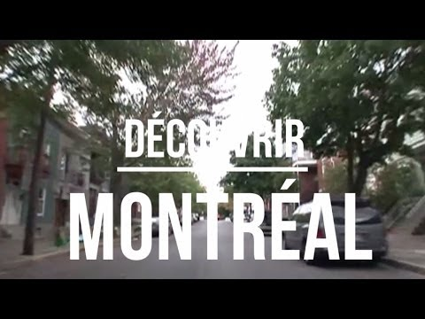 Découvrir Montréal - Episode 1 (Big City Life)
