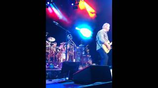 Rush - Vital Signs - Time Machine - FRONT ROW!