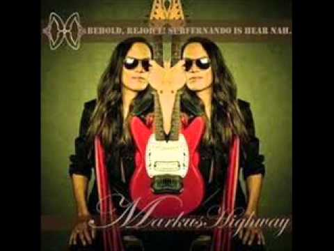Markus Highway - Weekend Warrior Blues
