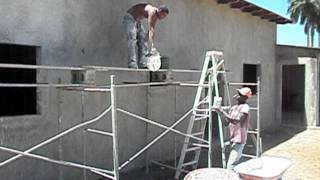 Painting House #13 New Cabarete Real Estate Project Dominican Republic