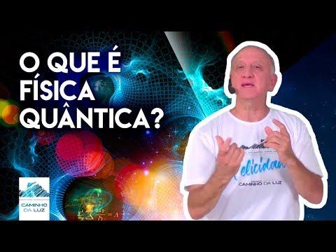 Que e fisica quantica