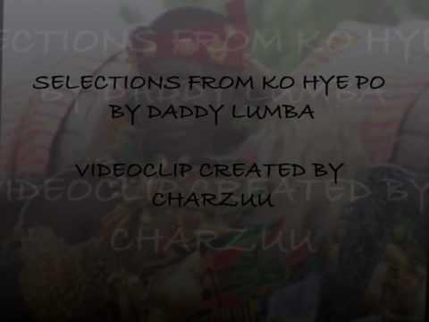 Daddy Lumba _ma no nye wadom