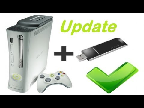 Xbox 360 USB update - Flash drive - Update error fix [HD]