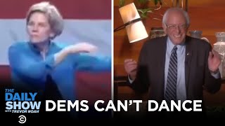 The Democratic Candidates Can't Dance | The Daily Show