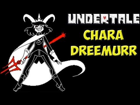 Undertale - Chara Dreemurr | Спасение Чары
