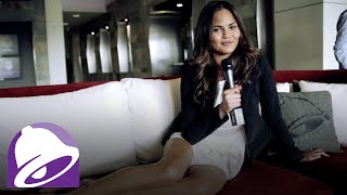25 Facts About Taco Bell Ft. Chrissy Teigen, Alexa Losey, Andrew W.K, And More! | Taco Bell