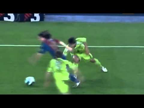 Gol Lionel Messi - Golazo al Getafe
