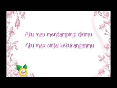 Lirik lagu Once - Aku Mau