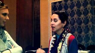 مقابلة أنايو مع ياسمين الرئيس في مهرجان دبي السينمائي