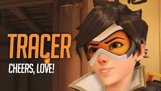 Overwatch - Tracer Guide - Cheers, Love! (Tips and Advice)