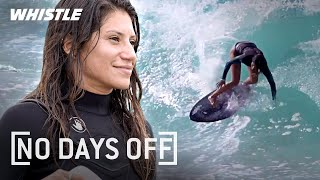 BEST Female Skimboarder In The WORLD? | Amber Torrealba