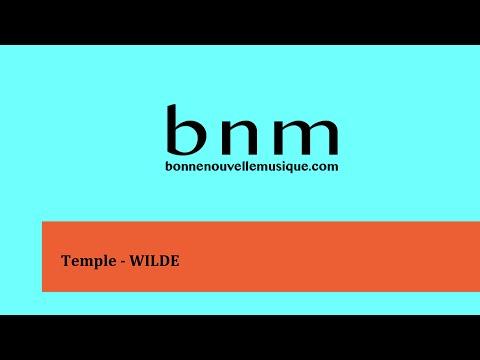 wilde - Temple