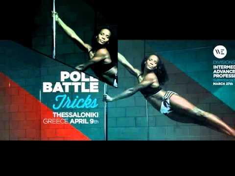 Radio Spot Pole Battle Tricks 2016 Greece by Paradise Chick