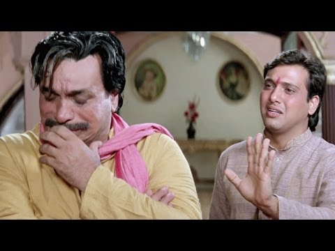 Kadar Khan Aruna Irani Raja Babu - Emotional Scene 1821