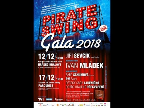 PIRATE SWING Band Gala 2018 - TV spot