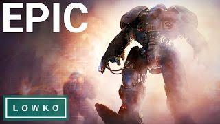 StarCraft 2: EPIC TEAM GAME! (2v2)